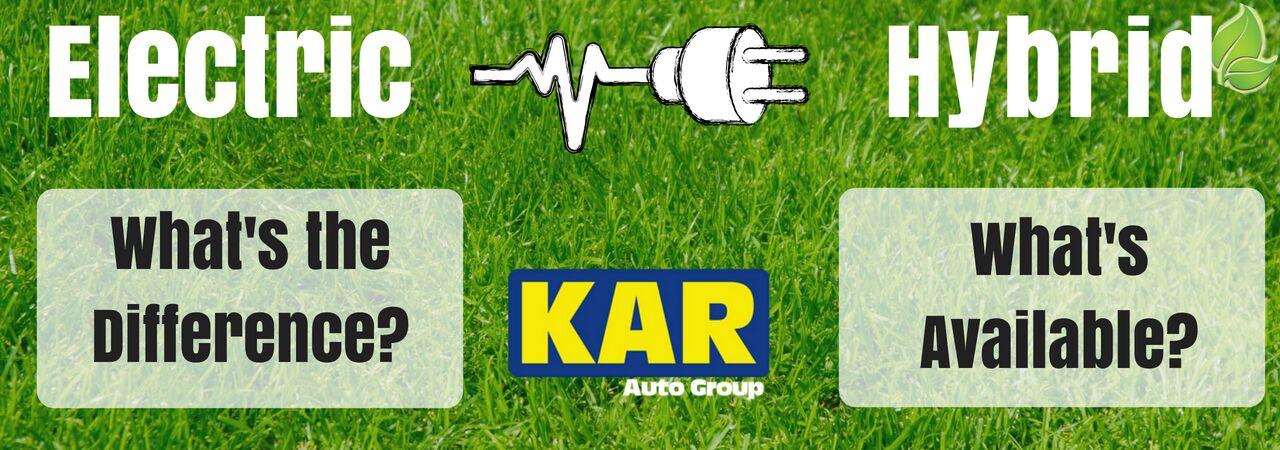 Hybrid Vehicles at KAR Auto Group