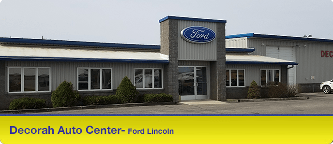 Iowa City Ford Dealership