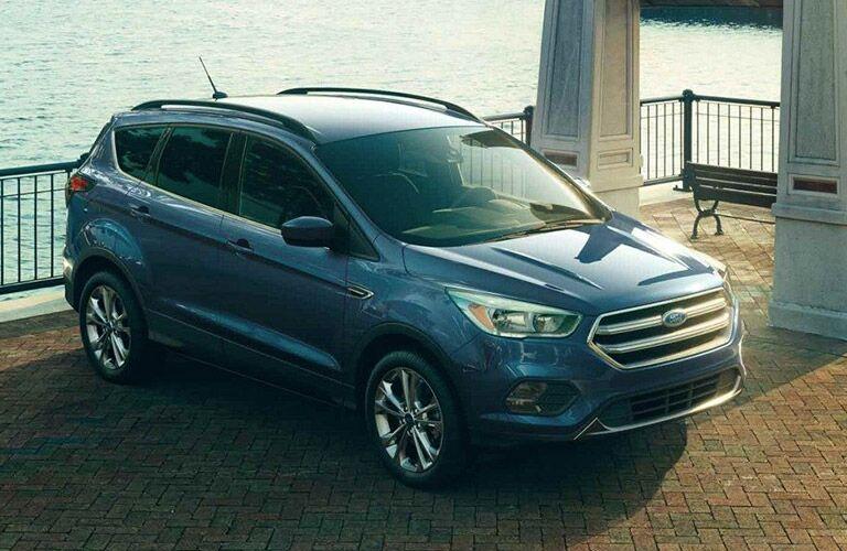 2019 Ford Escape exterior front