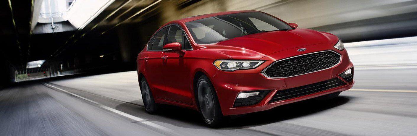 2017 Ford Fusion Norwood MA