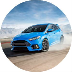2017 Ford Focus performance capabilities