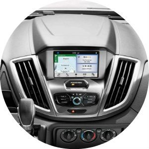 2017 Ford Transit Van SYNC 3 with navigation