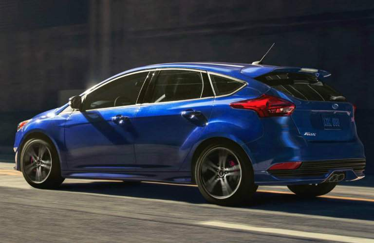 where to find a new 2017 ford focus st in norwood ma