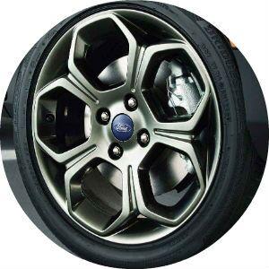2018 Ford EcoSport wheel design