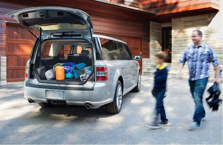 where can i find the 2018 ford flex in norwood ma?
