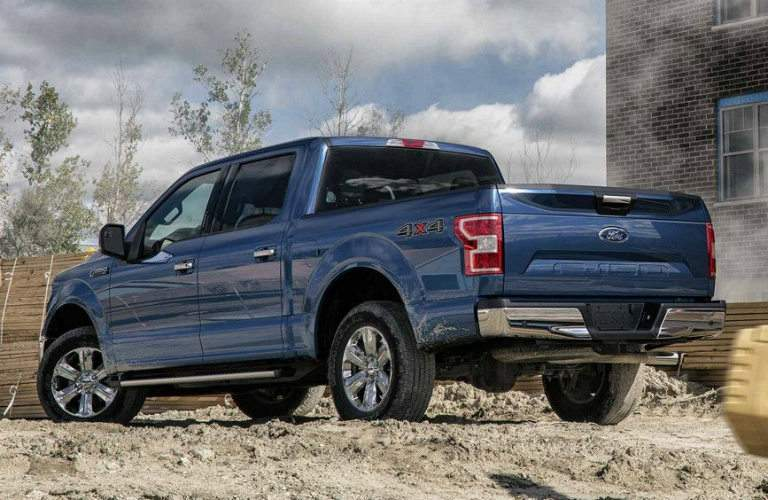similarities between the 2018 ford f-150 and 2017 ford f-150