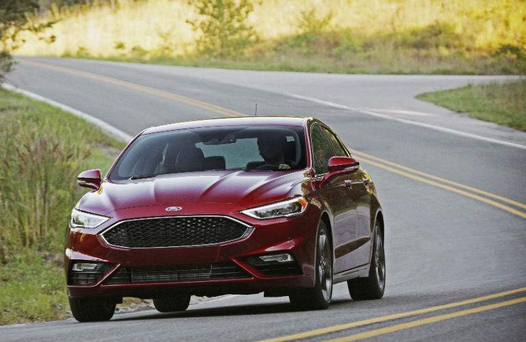 2018 ford fusion sport exterior front grille and fascia norwood, ma