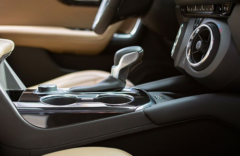 Shift knob in 2020 Chevrolet Blazer