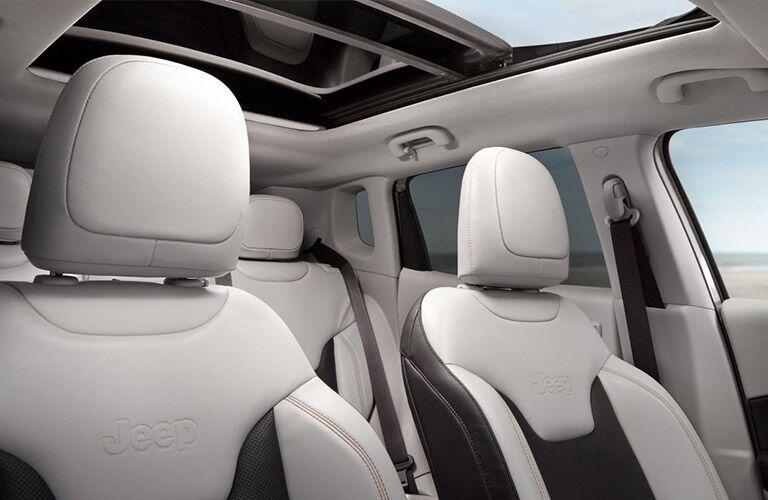 2019 Jeep Compass interior seats
