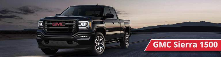 Front exterior image of GMC Sierra 1500