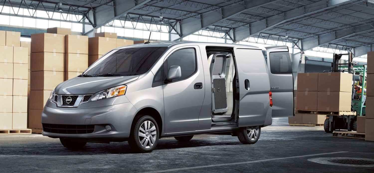 Nissan NV200 at Brooklyn Mitsubishi