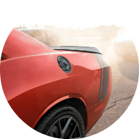 2018 Dodge Challenger fuel tank