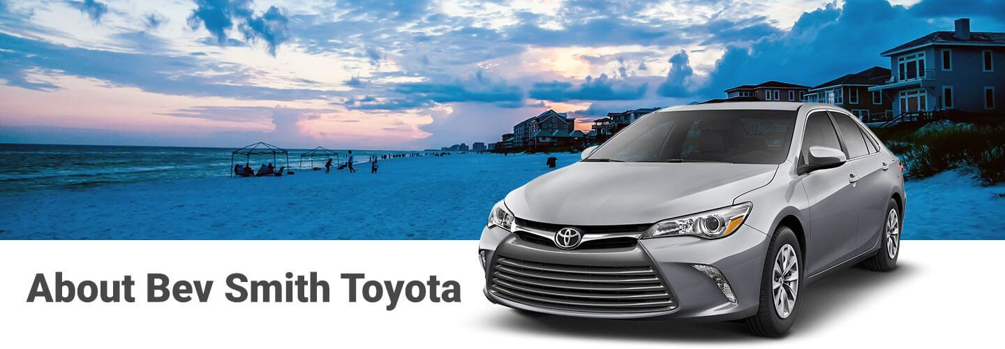 About Bev Smith Toyota