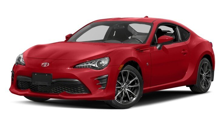 New Toyota 86 at Bev Smith Toyota