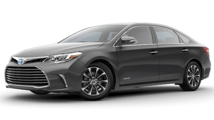New Toyota Avalon Hybrid at Bev Smith Toyota