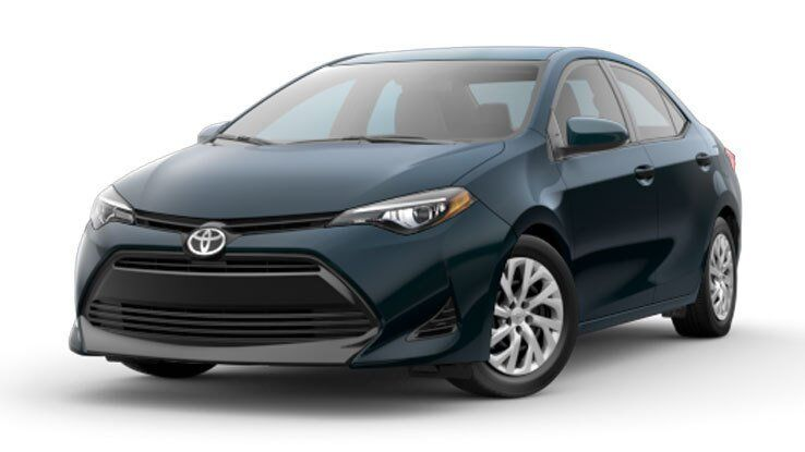 New Toyota Corolla at Bev Smith Toyota