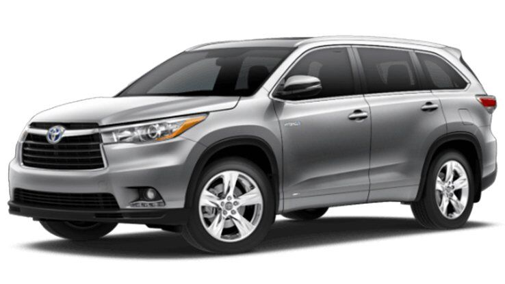 New Toyota Highlander Hybrid at Bev Smith Toyota