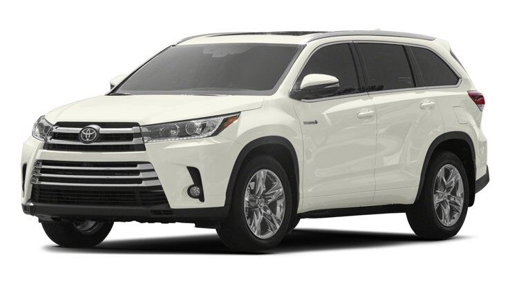 New Toyota Highlander at Bev Smith Toyota