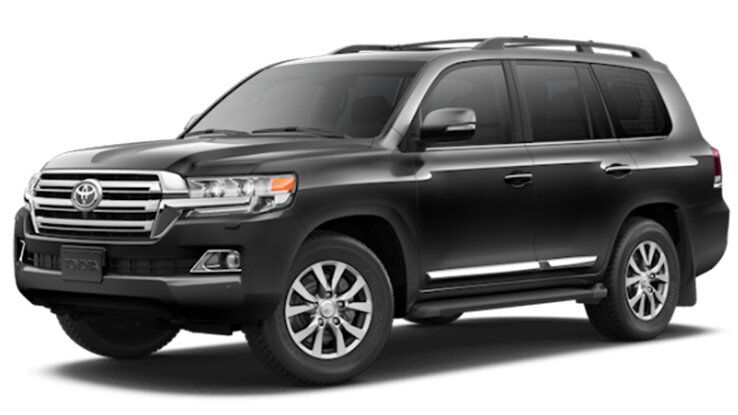 New Toyota Land Cruiser at Bev Smith Toyota