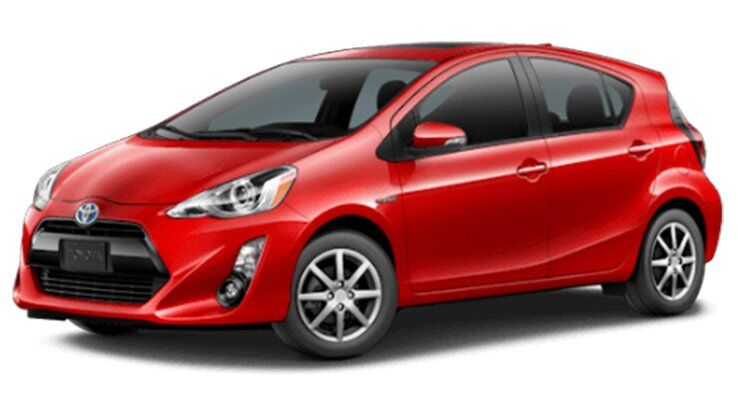 New Toyota Prius c at Bev Smith Toyota