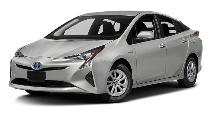 New Toyota Prius at Bev Smith Toyota