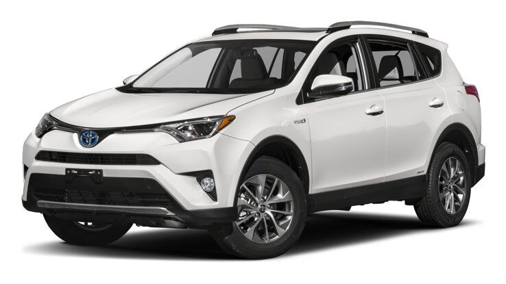 New Toyota RAV4 Hybrid at Bev Smith Toyota