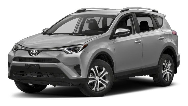 New Toyota RAV4 at Bev Smith Toyota