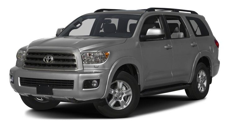 New Toyota Sequoia at Bev Smith Toyota