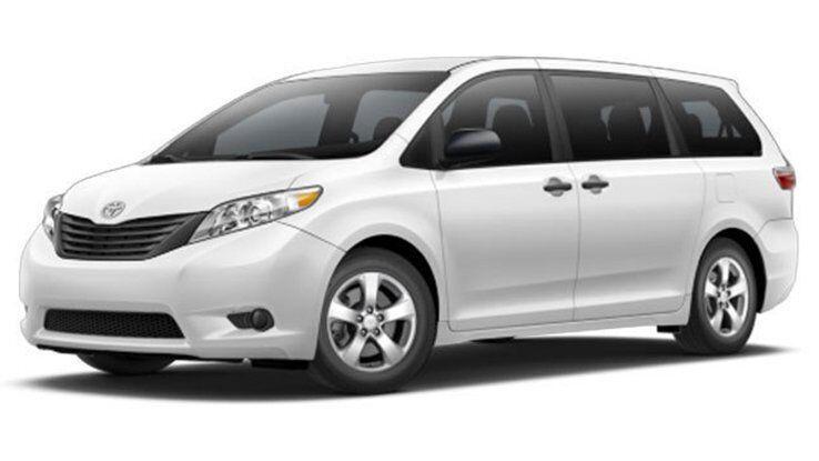 New Toyota Sienna at Bev Smith Toyota