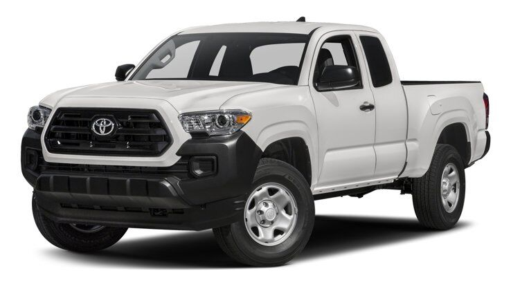 New Toyota Tacoma at Bev Smith Toyota