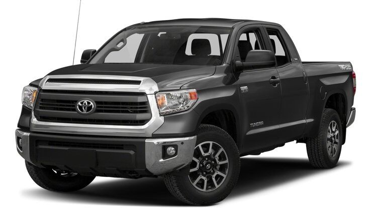 New Toyota Tundra at Bev Smith Toyota