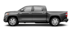 Toyota Tundra for Rent at Bev Smith Toyota