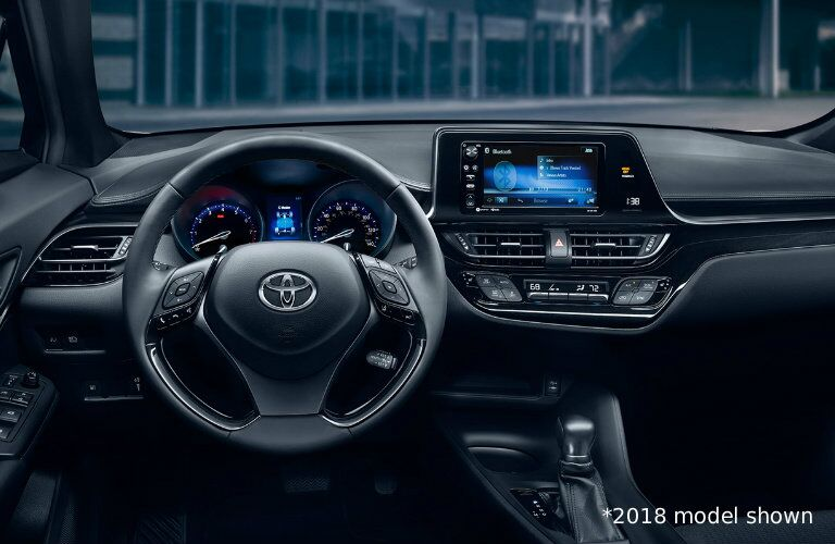 Reserve the 2019 Toyota C-HR in Hialeah FL