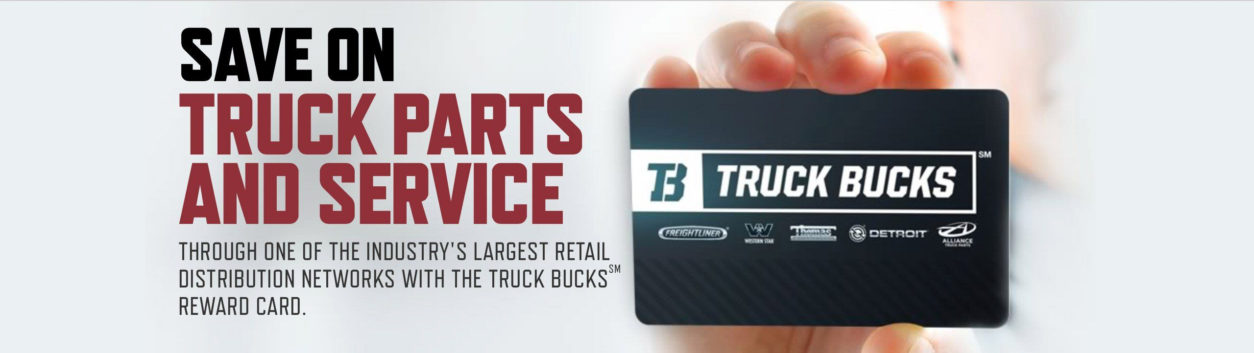 Truck Bucks at New West Truck Centres