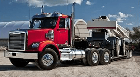 Severe Duty New West Truck Centres Calgary Ab