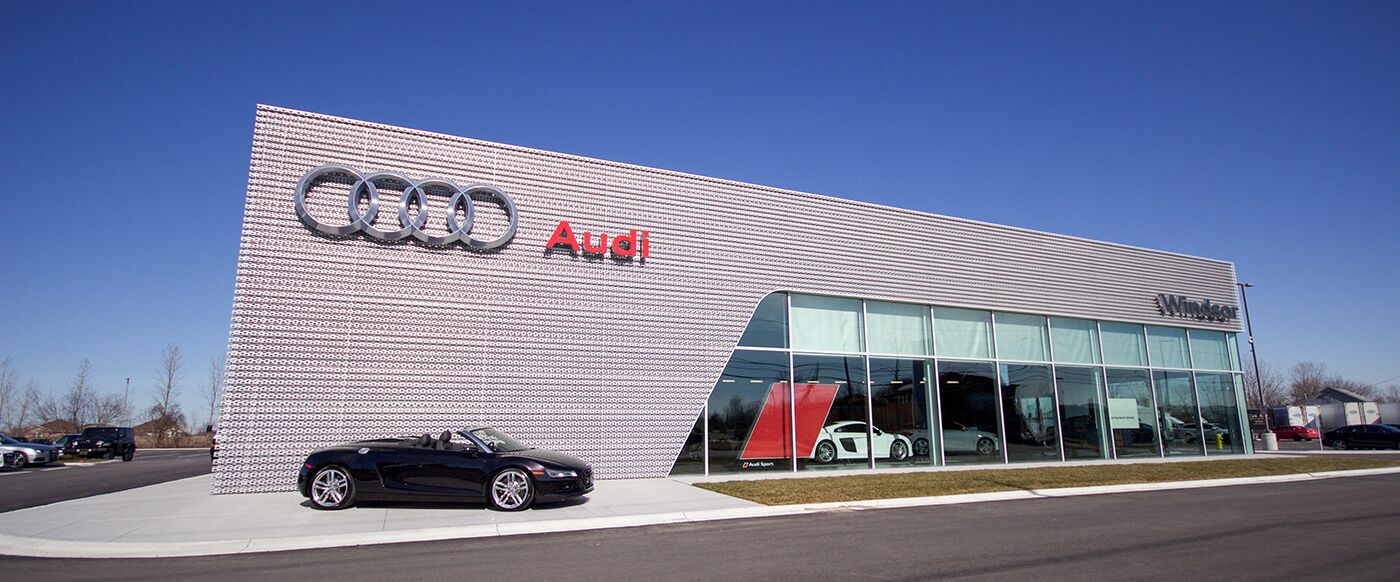 Audi Dealership In Windsor On