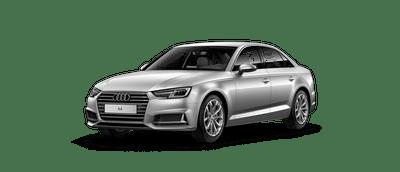 2019 Audi A4 Model.