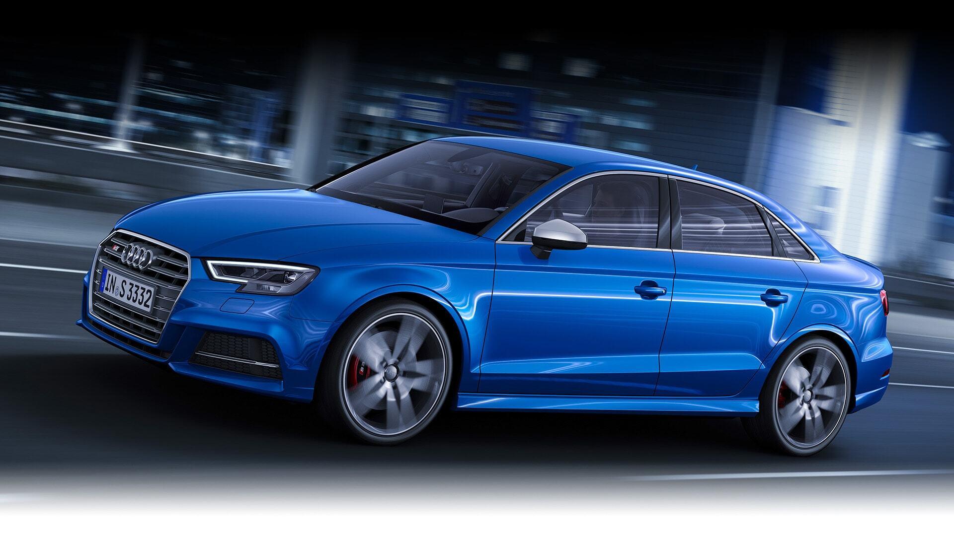 The New 2019 Audi S3 Sedan digital dashboard