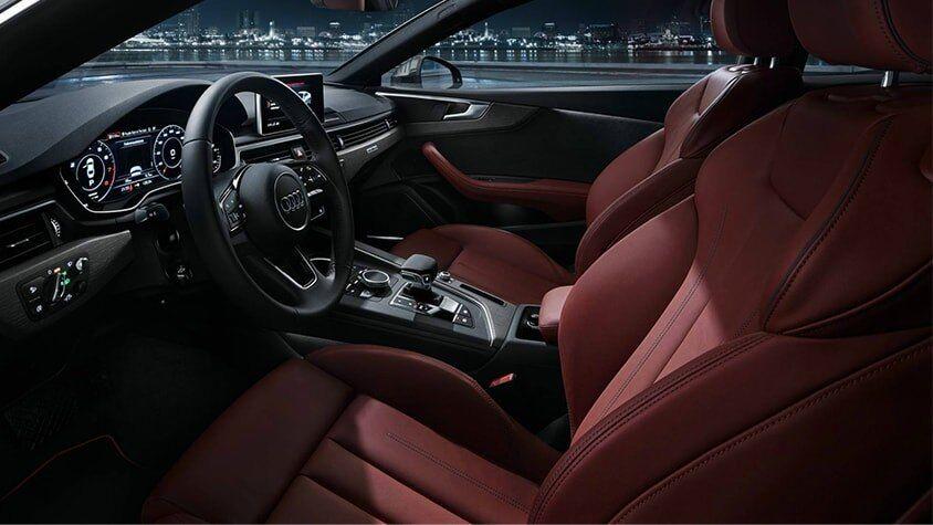 The 2019 Audi A5 Sportback interior view