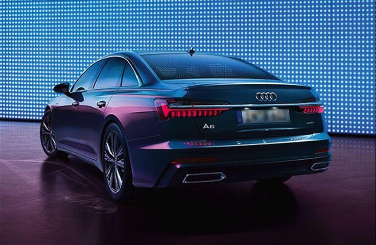 The Audi A6