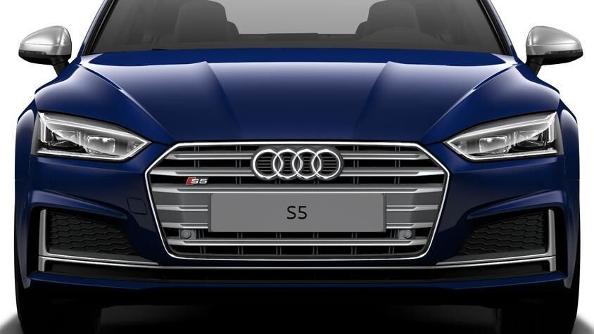 A front view of the New 2019 S5 Sportback available in Windsor Ontario