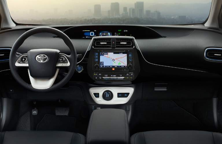 test drive the 2017 toyota prius in monroeville pa