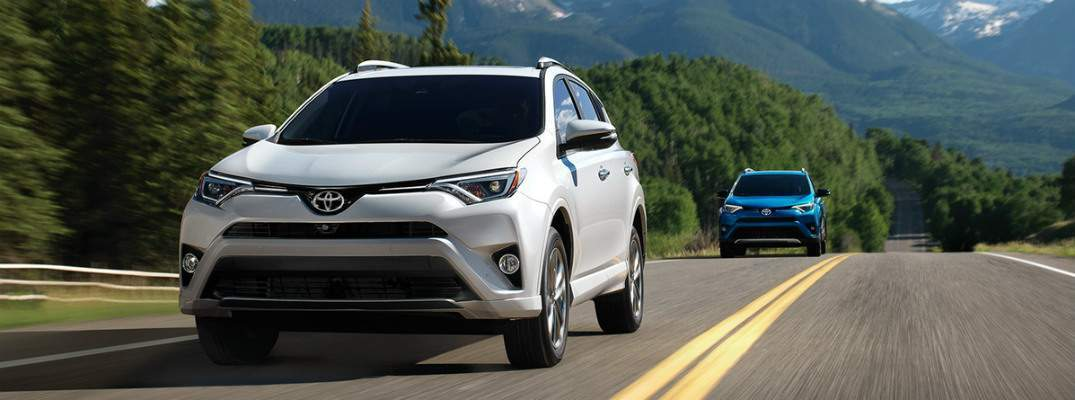 The 2018 RAV4 offers available push-button ignition. click here to learn more about it
