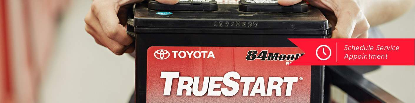 Toyota Battery Service in Monroeville PA