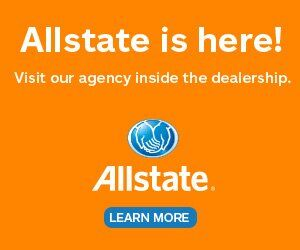 Allstate is here!