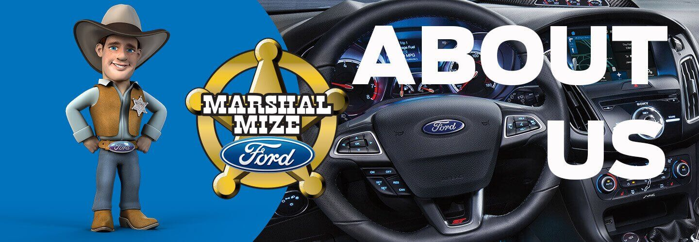 About Marshal Mize Ford A Chattanooga TN Dealership - Chattanooga ford dealers