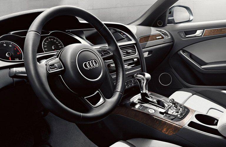 used audi a4 interior dashboard design