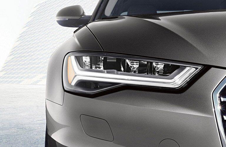 used audi a6 headlight design