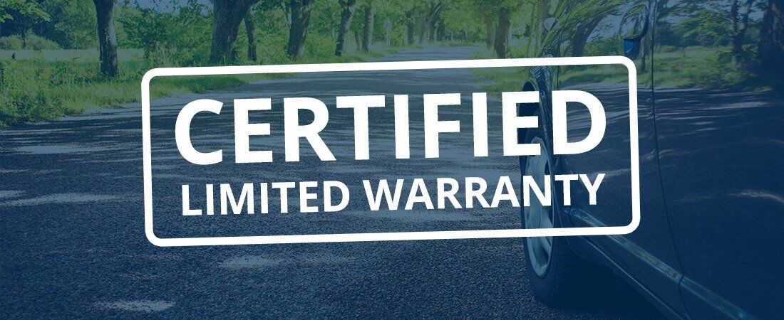 Get a Certified Limited Warranty on A Pre-Owned Vehicle in Miami FL