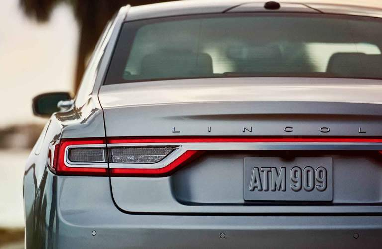 lincoln continental led taillights